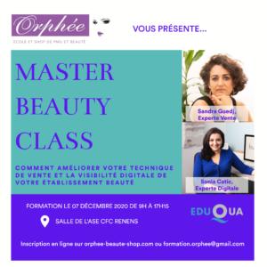 PROG_Master Beauty Class